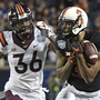 Redskins select former Virginia Tech CB Adonis Alexander in the NFL's supplemental draft