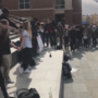 LU students rally against racism after viral photo of ICE agent, Mexican immigrant costume