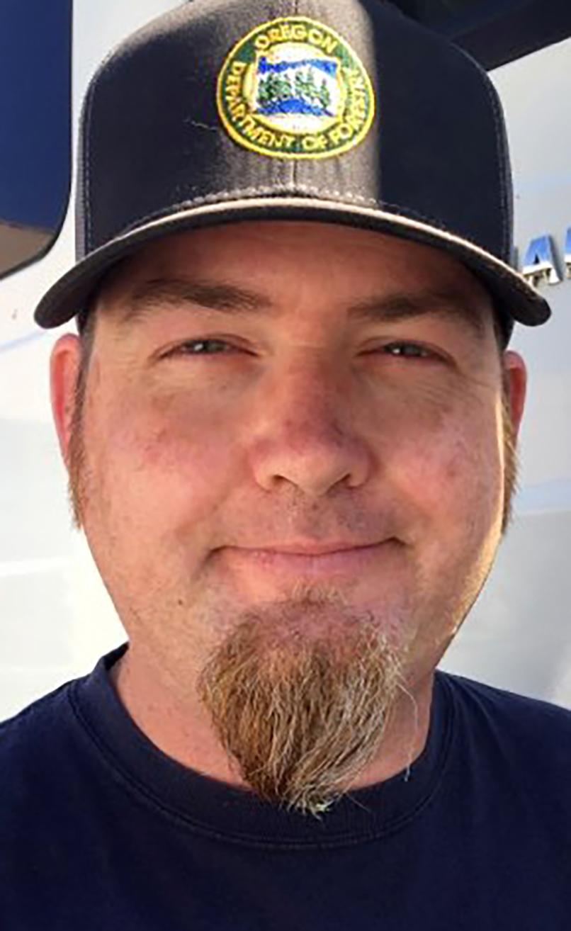 Herb Johnson, 40, Cave Junction, Ramsey Canyon