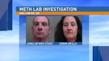 Suspects identified in Wellsburg meth lab bust