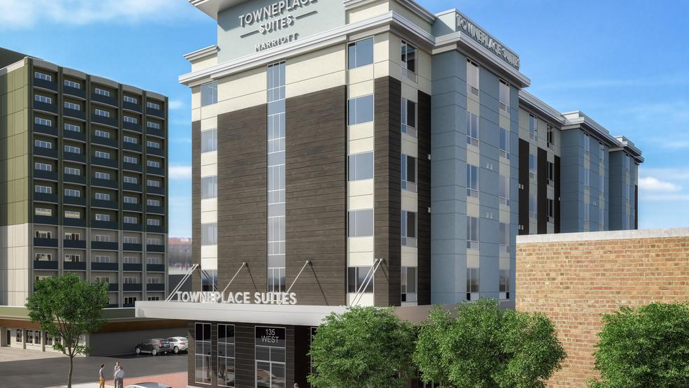 New TownePlace Suites by Marriott opens directly across from Salt Palace