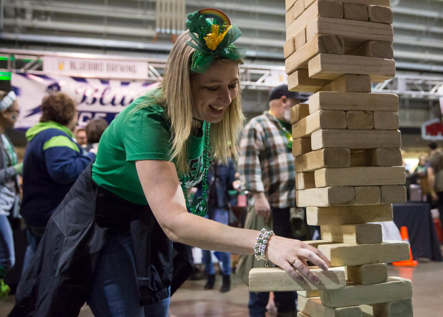 It's the party of the year - BACON, EGGs, & KEGS. 2,500 people crammed the west hall of CenturyLink Field to experience over 40 breweries, dozens of food vendors, and a 30-foot Bloody Mary bar. The event runs Saturday and Sunday, and there are still tickets left! (Seattle Refined)