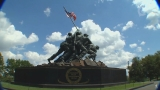 Act of Congress needed to get toilets at Marine Corps War Memorial