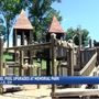 Pool upgrades, new playground on way to Barnesville Memorial Park