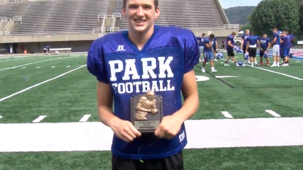 8.30.17 Video - Player of the Week - Nathan Phillips, Wheeling Park