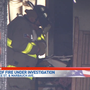 Five people  escape from burning West Side home
