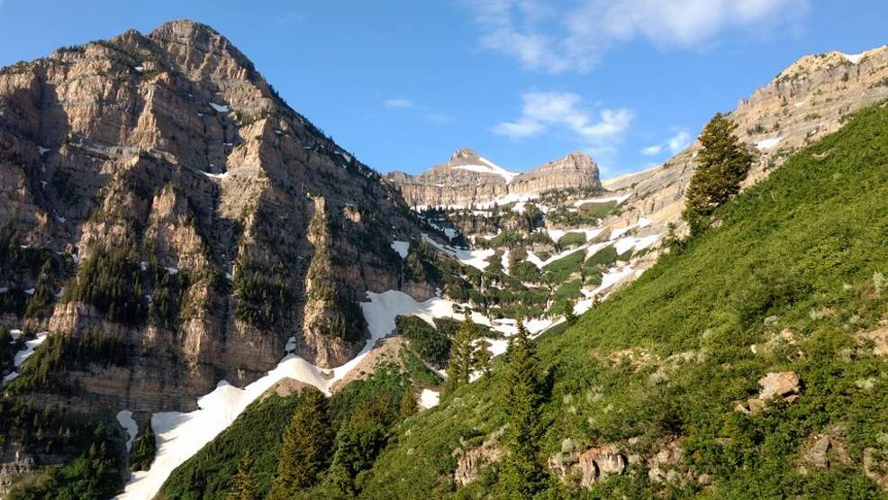 Four hikers on Mt. Timpanogos make judgment call that saves their lives