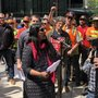 'No head tax!!' Hard hats shout down Sawant at noisy conference outside Amazon