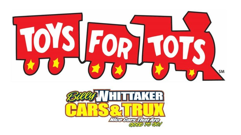 Toys For Tots Logo Hd : Billy whittaker cars trux drive thru drop off day wstm