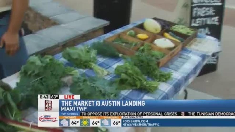 Frieszell Liberty Gardens@ The Market At Austin Landing   WRGT