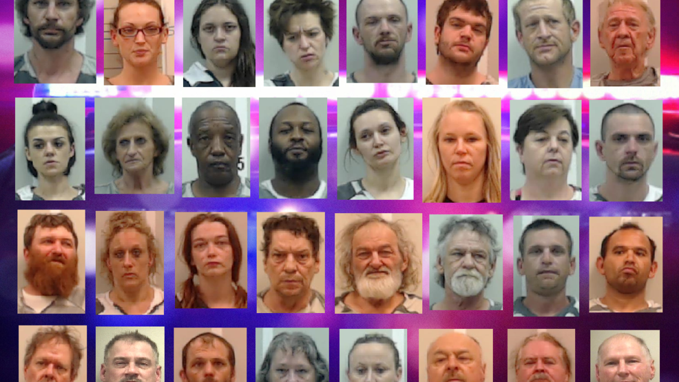 DeKalb Co  deputies arrest 32 people on drug distribution charges