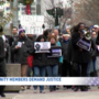 Rally calls for justice for Dahmeek McDonald and Edson Thevenin