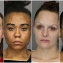 Undercover operation leads to prostitution charges for 4 women in Utica