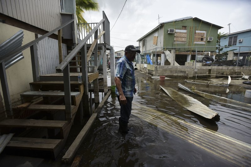 Puerto Rico. (Associated Press)