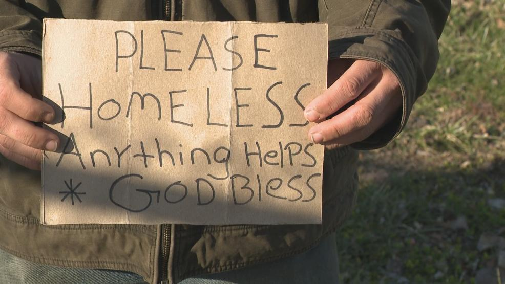 Columbus City Council held a hearing Wednesday night to seek feedback on the city's panhandling policy. (WSYX/WTTE)