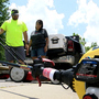 Stolen lawn equipment leads to outpouring of support from community