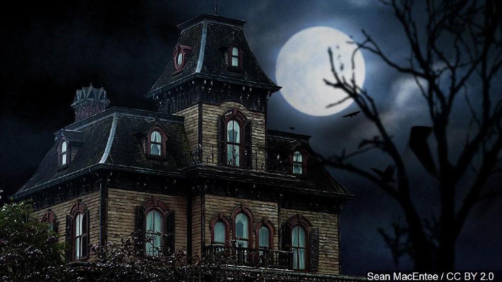 List Arkansas Haunted Houses Katv