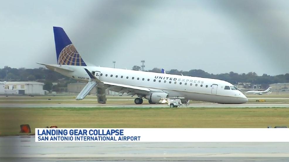 Plane makes emergency landing at San Antonio International