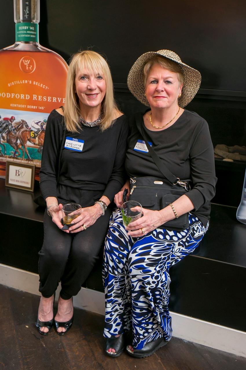 Charlotte McBrayer and Rosalind Conner{ }/ Image: Mike Bresnen Photography{ }// Published: 4.17.19