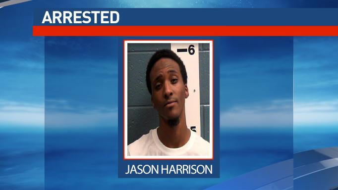 Jason Harrison was arrested as part of a Las Cruces drug trafficking investigation.