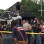 4 injured after fire erupts during Johnston BBQ, authorities say