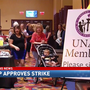 UNAP members vote to strike