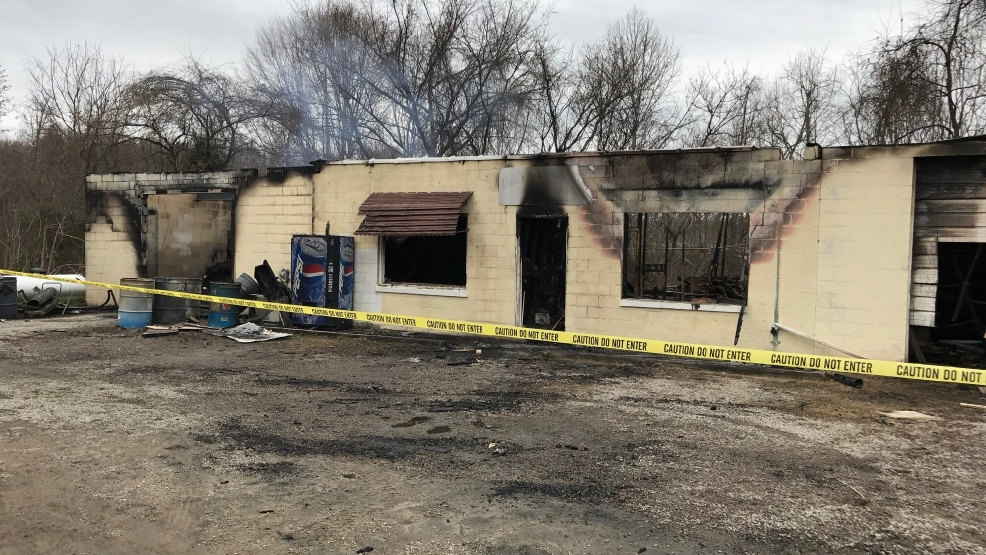 Bon Adams Custom Cabinets At A Total Loss After Fire Ripped Through Store