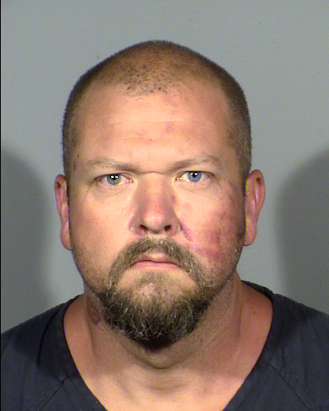 Christopher Wood was arrested for attempted murder, domestic violence, attempted burglary and domestic violence with substantial bodily harm (LVMPD)
