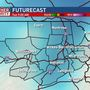 Mike Linden's Forecast | Another round of snow showers brings (much) colder temps to NEPA