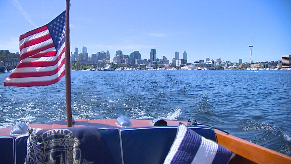 Another toasty month: May ties for 3rd warmest in Seattle (Sea-Tac) history