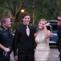 Daughter of deceased Florida police officer escorted to prom by his former co-workers