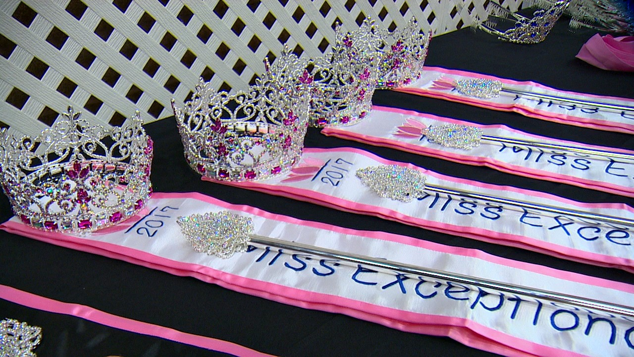 Exceptional Pageant Crowns &amp;amp;{&amp;nbsp;} Sashes (Photo: KOMO News)<p></p>