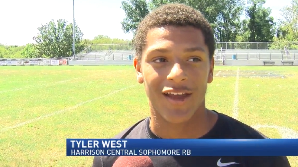 Week 1 Hancock County Chrysler Dodge Jeep Ram/WTOV9 Player of the Week, Tyler West