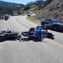 Boise motorcyclist killed, several injured in crash near Galena Summit