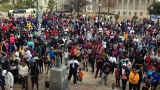 Hundreds rally in Macon in honor of Dr. Martin Luther King, Jr.