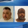 Inmates request stays of execution to U.S. Supreme Court