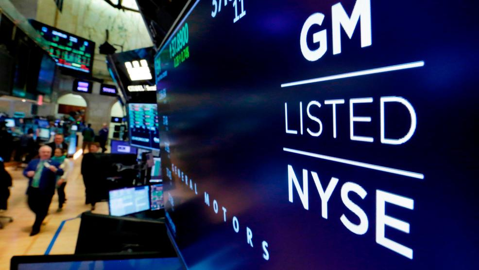 GM raises 2018 forecast, predicts stronger 2019 earnings | WHP