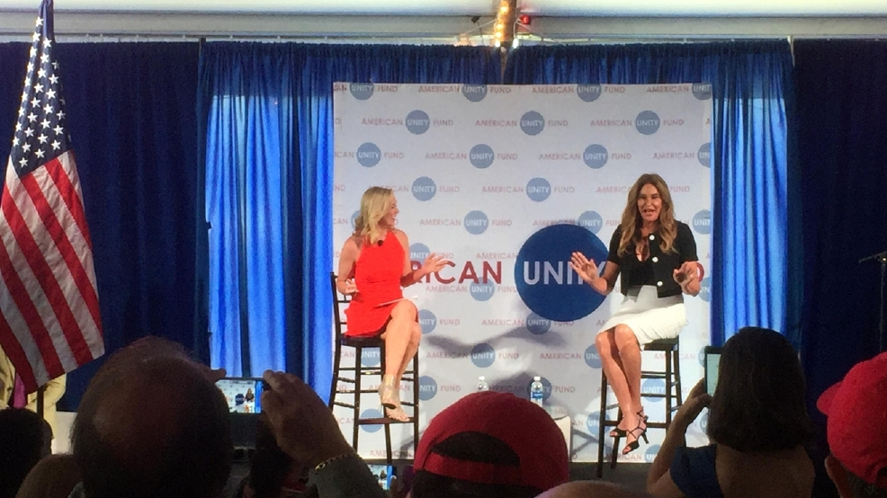 VIDEO | Caitlyn Jenner says it was easier to come out as transgender than as a Republican