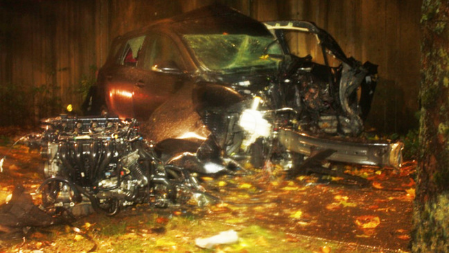 19-year-old Bellevue man killed in high-speed crash; alcohol suspected