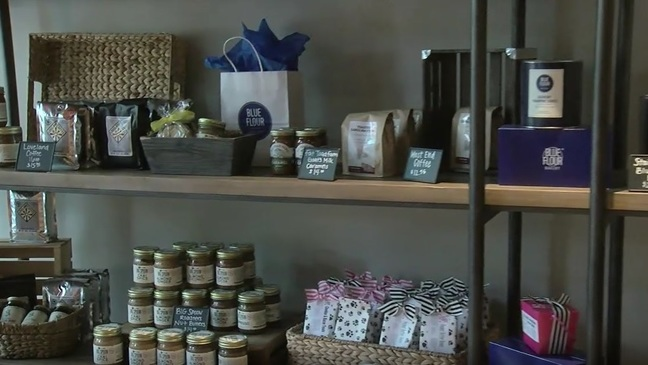 Food Friday: Indulge in some tasty treats at Blue Flour Bakery