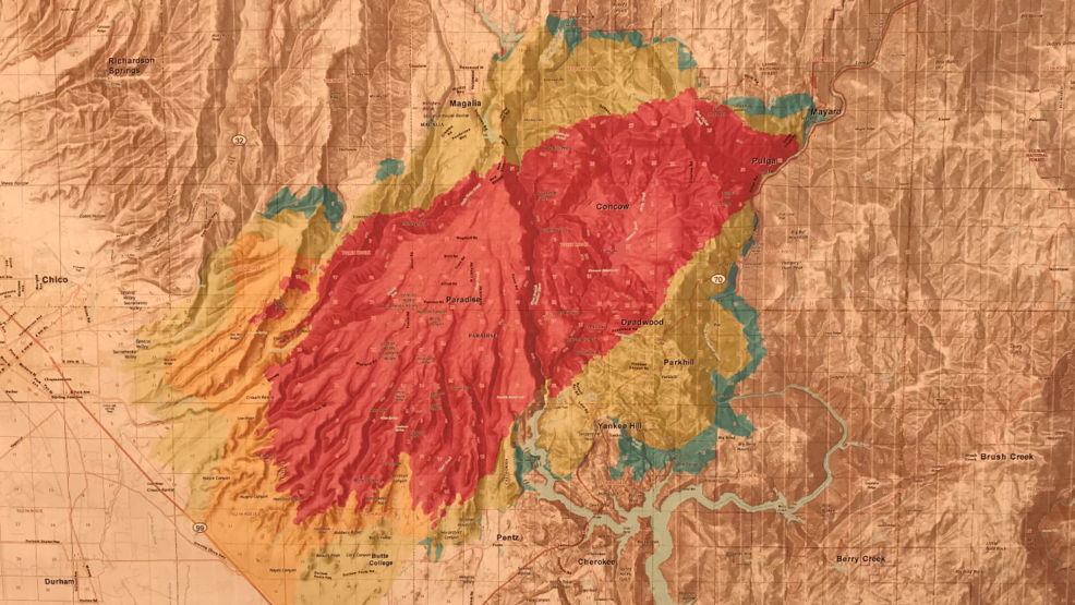 Cal Fire Map Today.Cal Fire Top Priority Is Protecting Homes In The Path Of Active