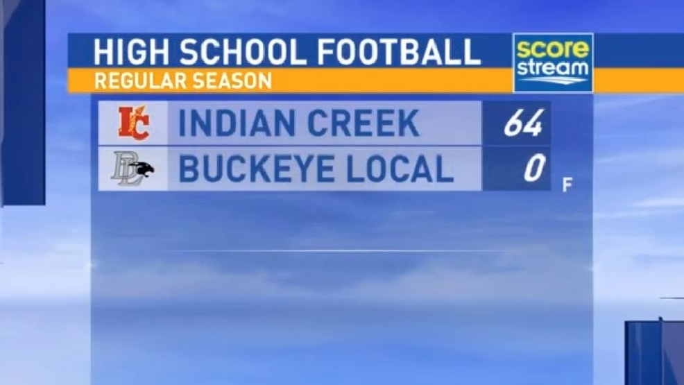 9.16.16 Highlights: Indian Creek at Buckeye Local