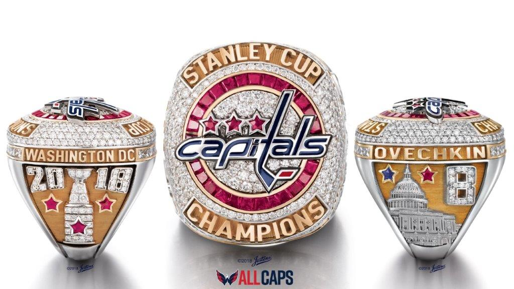 We knew the Caps were real winners, but now their fingers will proclaim it to the whole world!{&nbsp;}(Image: Courtesy Washington Capitals)<p></p>
