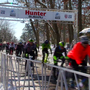Snow doesn't stop Cyclo-cross Grand Prix in Hendersonville