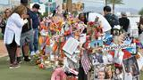 GALLERY | 58 crosses memorializing 1 October victims head to Clark County Museum
