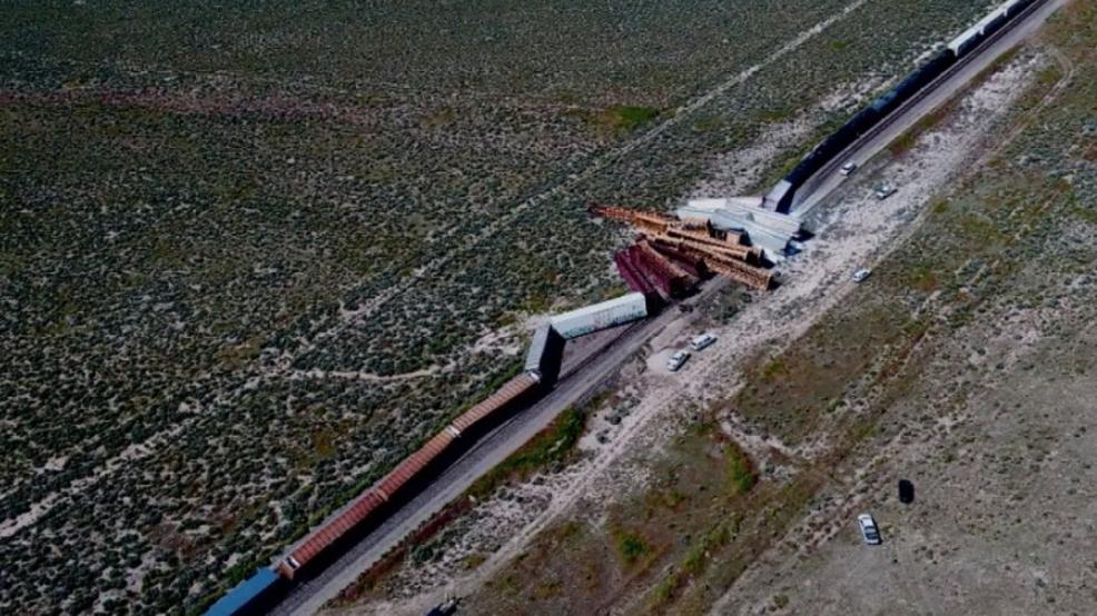Crews begin cleanup of Nevada train derailment | KUTV