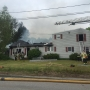House fire displaces Gorham family