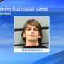 Texas Tech shooting suspect faces federal weapons charge