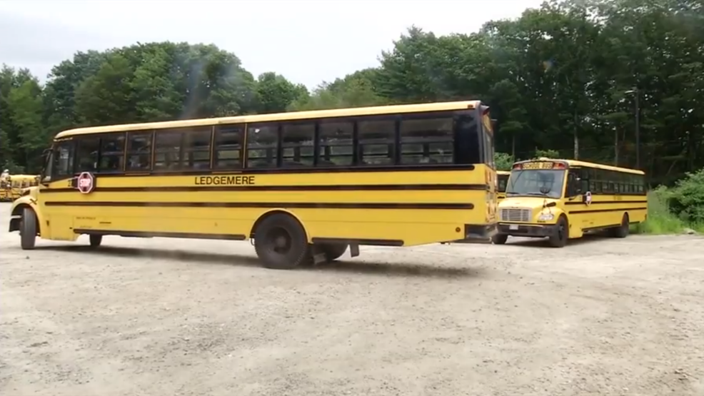 Inspections help keep school buses safe | WGME