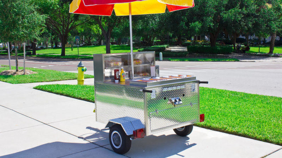 Oregon hot dog cart theft hurts the homeless